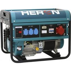 Benzínová rámová elektrocentrála EMG 68 AVR-1