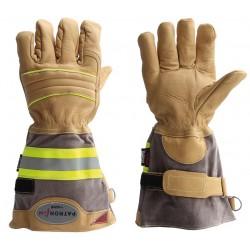Zásahové rukavice ASKÖ PATRON FIRE bežové