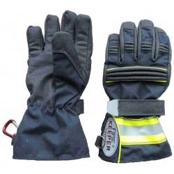 Zásahové rukavice FIRE KEEPER, kompakt manžeta